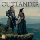 Outlander 2020 Square Wall Calendar - Book