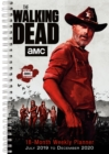 Walking Dead , the 2020 Weekly Diary Planner - Book