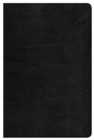 CSB Single-Column Personal Size Bible, Black LeatherTouch - Book