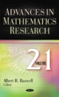 Advances in Mathematics Research : Volume 21 - Book