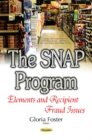 SNAP Program : Elements & Recipient Fraud Issues - Book