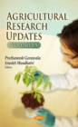 Agricultural Research Updates : Volume 15 - Book
