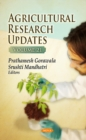 Agricultural Research Updates : Volume 21 - Book