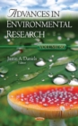 Advances in Environmental Research : Volume 60 - Book