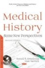 Medical History : Some New Perspectives - Book