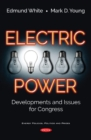 Electric Power : Developments and Issues for Congress - Book
