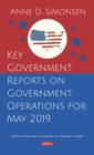 Key Government Reports on Government Operations for May 2019 - eBook