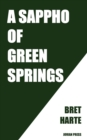 A Sappho of Green Springs - eBook