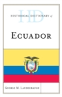 Historical Dictionary of Ecuador - eBook
