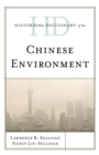 Historical Dictionary of the Chinese Environment - eBook