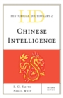 Historical Dictionary of Chinese Intelligence - eBook