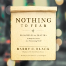 Nothing to Fear - eAudiobook