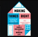 Making Things Right - eAudiobook
