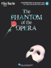 The Phantom Of The Opera - Music Minus One Vocal - Book