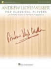 Andrew Lloyd Webber For Classical Players Flute And Piano (Book/Online Audio) - Book