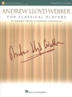 Andrew Lloyd Webber For Classical Players Trumpet And Piano (Book/Online Audio) - Book
