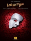 Love Never Dies (Piano/Vocal Selections) - Book