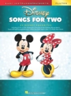 Easy Instrumental Duets : Disney Songs For Two Flutes - Book