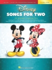 Easy Instrumental Duets : Disney Songs For Two Violins - Book