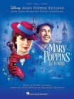 Mary Poppins Returns : Music From The Motion Picture Soundtrack (PVG) - Book