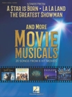 Songs From A Star Is Born, The Greatest Showman, La La Land And More Movie Musicals PVG - Book
