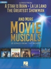 Songs From A Star Is Born, The Greatest Showman, La La Land And More Movie Musicals (Ukulele) - Book