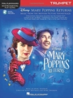 Instrumental Play-Along : Mary Poppins Returns - Trumpet (Book/Online Audio) - Book