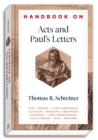 Handbook on Acts and Paul's Letters - Book