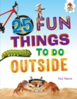 25 Fun Things to Do Outside - eBook