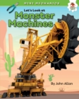Let's Look at Monster Machines - eBook