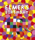 Elmer's Birthday - eBook