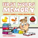 First Words Memory : Children's Reading & Writing Education Books - eBook