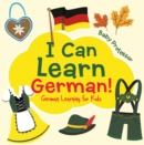 I Can Learn German! | German Learning for Kids - eBook