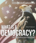 What is a Democracy? US Government Textbook | Children's Government Books - eBook