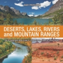 The US Geography Book Grade 6: Deserts, Lakes, Rivers and Mountain Ranges | Children's Geography & Culture Books - eBook