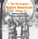 The 10 Largest Native American Tribes - US History 3rd Grade | Children's American History - eBook