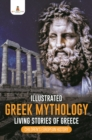 Illustrated Greek Mythology : Living Stories of Greece | Children's European History - eBook