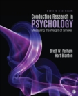 Conducting Research in Psychology : Measuring the Weight of Smoke - Book