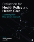 Evaluation for Health Policy and Health Care : A Contemporary Data-Driven Approach - eBook