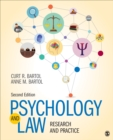 Psychology and Law : Research and Practice - Book