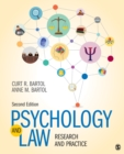 Psychology and Law : Research and Practice - eBook