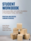 Student Workbook To Accompany Miller and Lovler's Foundations of Psychological Testing : Practical and Critical Thinking Exercises - eBook