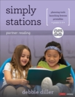 Simply Stations: Partner Reading, Grades K-4 - Book
