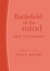 Battlefield of the Mind New Testament (Coral Leather) - Book