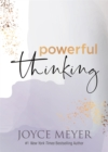 Powerful Thinking - Book