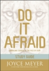 Do It Afraid Study Guide (Study Guide) : Embracing Courage in the Face of Fear - Book