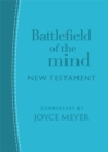 Battlefield of the Mind New Testament (Arcadia Blue Leather) - Book