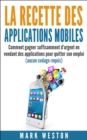 La recette des applications mobiles - eBook