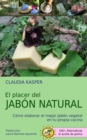 El placer del jabon natural - eBook