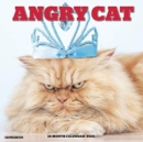 Angry Cat 2020 Square Wall Calendar - Book